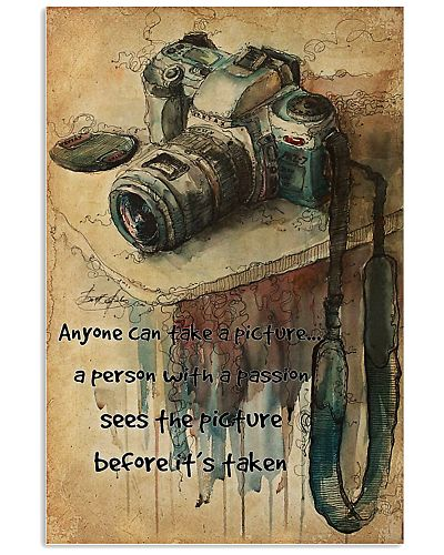 Anyone Can Take A Picture