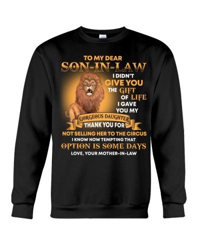 Lion To My Dear