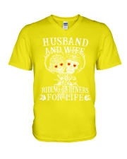 1e39980b28 Skull Husband And Wife Riding Partners For Life