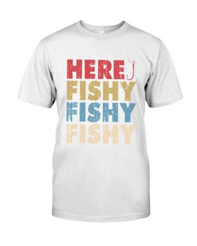 Here fishy fishy fishy