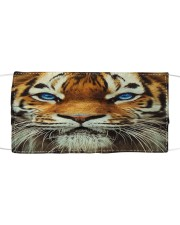 Tiger face mask Cloth face mask front