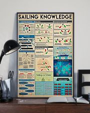 Sailing Knowledge 11x17 Poster lifestyle-poster-2