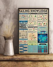 Sailing Knowledge 11x17 Poster lifestyle-poster-3
