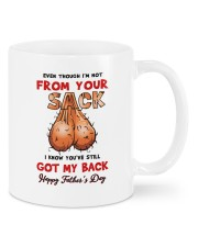 Even though I'm not from your sack mug Mug front