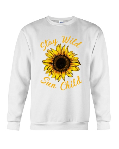 Sunflower Stay Wild Sun Child