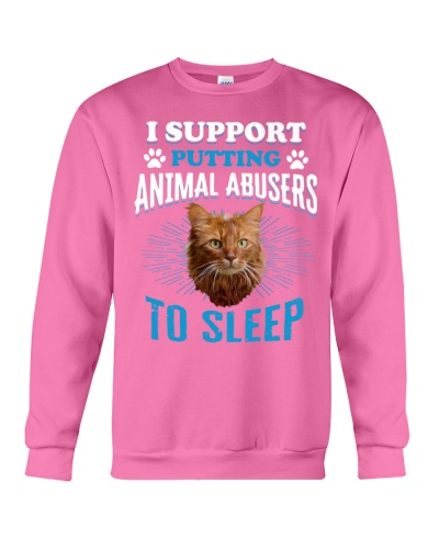 I Support Putting Animal Abusers