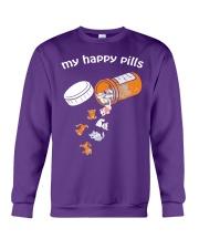 My Happy Pills Crewneck Sweatshirt thumbnail