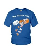 My Happy Pills Youth T-Shirt thumbnail