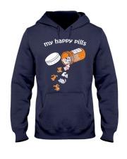 My Happy Pills Hooded Sweatshirt thumbnail