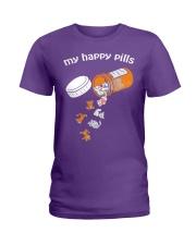 My Happy Pills Ladies T-Shirt thumbnail