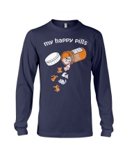 My Happy Pills Long Sleeve Tee front