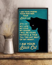 I Am You Friend Your Partner Your Black Cat 11x17 Poster lifestyle-poster-3