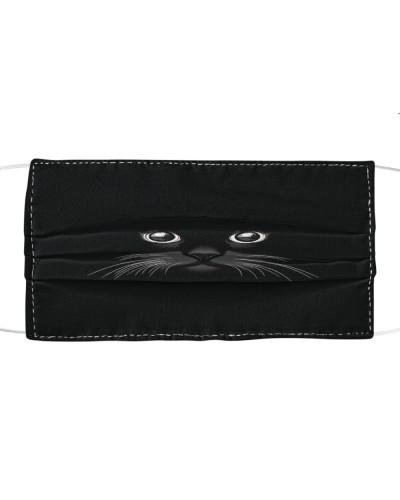 Black Cat Lover Mask