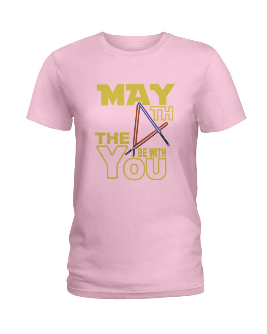 May Fourth gift Be With U You Sleeveless Tee