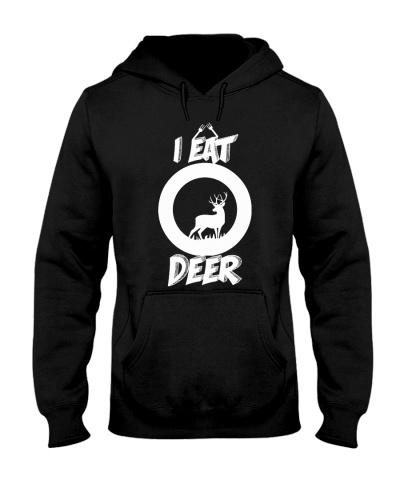 Funny Deer Hunting Hoodies