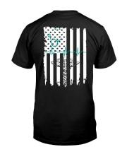 American Nurse Flag T-Shirts Classic T-Shirt thumbnail