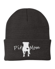 PittiesMomhat Knit Beanie front