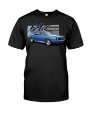 1969 Camaro Tee shirts Classic T-Shirt front