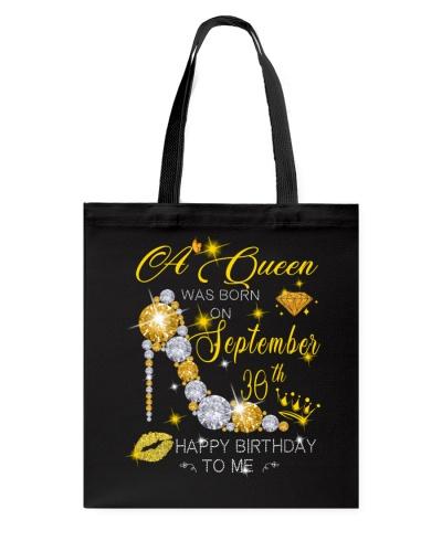 September Birthday 30th