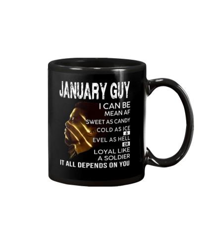 January King