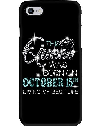 October Birthday 15th