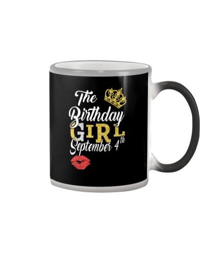 September birthday 4th