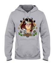 HIPPIE GIRL Hooded Sweatshirt thumbnail