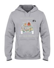 MY OLD FRIEND Hooded Sweatshirt thumbnail