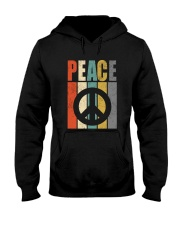 Peace Hooded Sweatshirt thumbnail