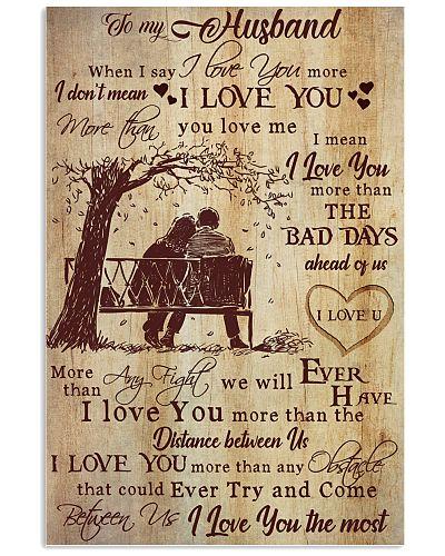 Husband wife