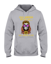 OLD HIPPIES NEVER DIE Hooded Sweatshirt thumbnail
