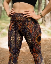 Peace Legging High Waist Leggings aos-high-waist-leggings-lifestyle-22