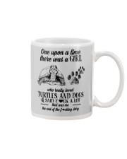 TURTLES AND DOGS Mug thumbnail