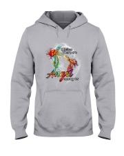 I BELIEVE THERE  ARE ANGEL AMONG US Hooded Sweatshirt thumbnail