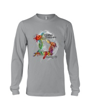I BELIEVE THERE  ARE ANGEL AMONG US Long Sleeve Tee thumbnail