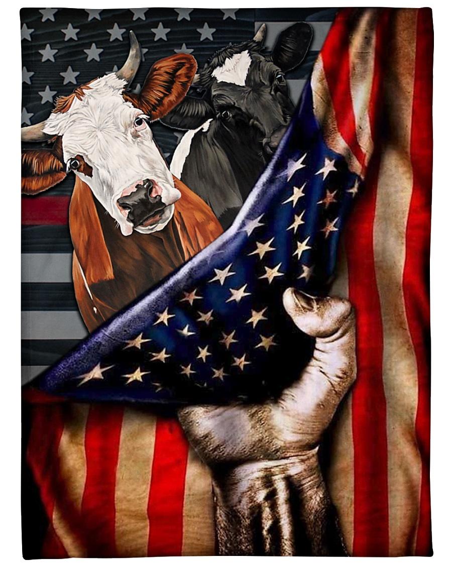 "FARM USA Large Fleece Blanket - 60"" x 80"""