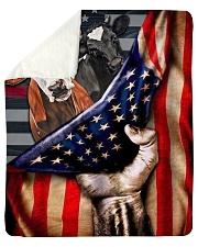 "FARM USA Sherpa Fleece Blanket - 50"" x 60"" thumbnail"