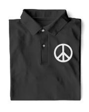 PEACE Classic Polo front