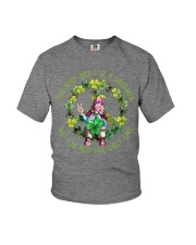 BUT IM NOT THE ONLY ONE Youth T-Shirt thumbnail
