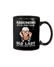 ASSUMING IAM JUST AN Mug thumbnail