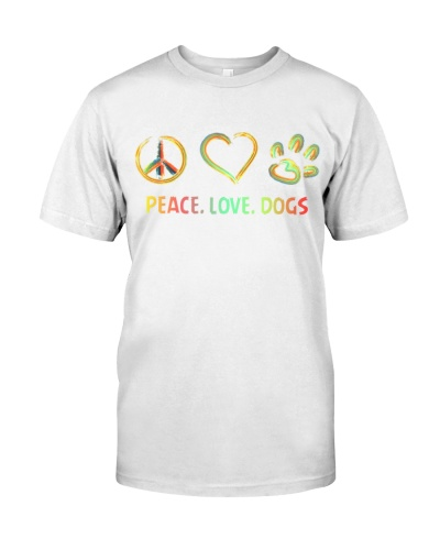 Peace Love Dogs