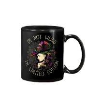 I AM NOT WEIRD Mug thumbnail