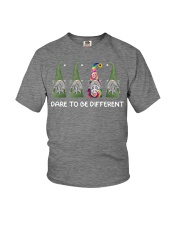 DARE TO BE DIFFERENT Youth T-Shirt thumbnail