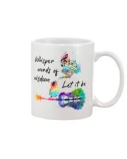 Whisper words of wisdom - Let it be Mug thumbnail