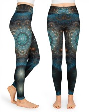 Peace Legging High Waist Leggings front