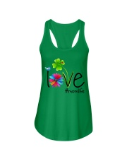 MOM LIFE Ladies Flowy Tank thumbnail
