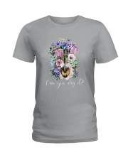 CAN YOU DIG IT Ladies T-Shirt thumbnail