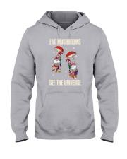 EAT MUSHROOMS Hooded Sweatshirt thumbnail