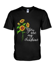 Sunshine V-Neck T-Shirt thumbnail
