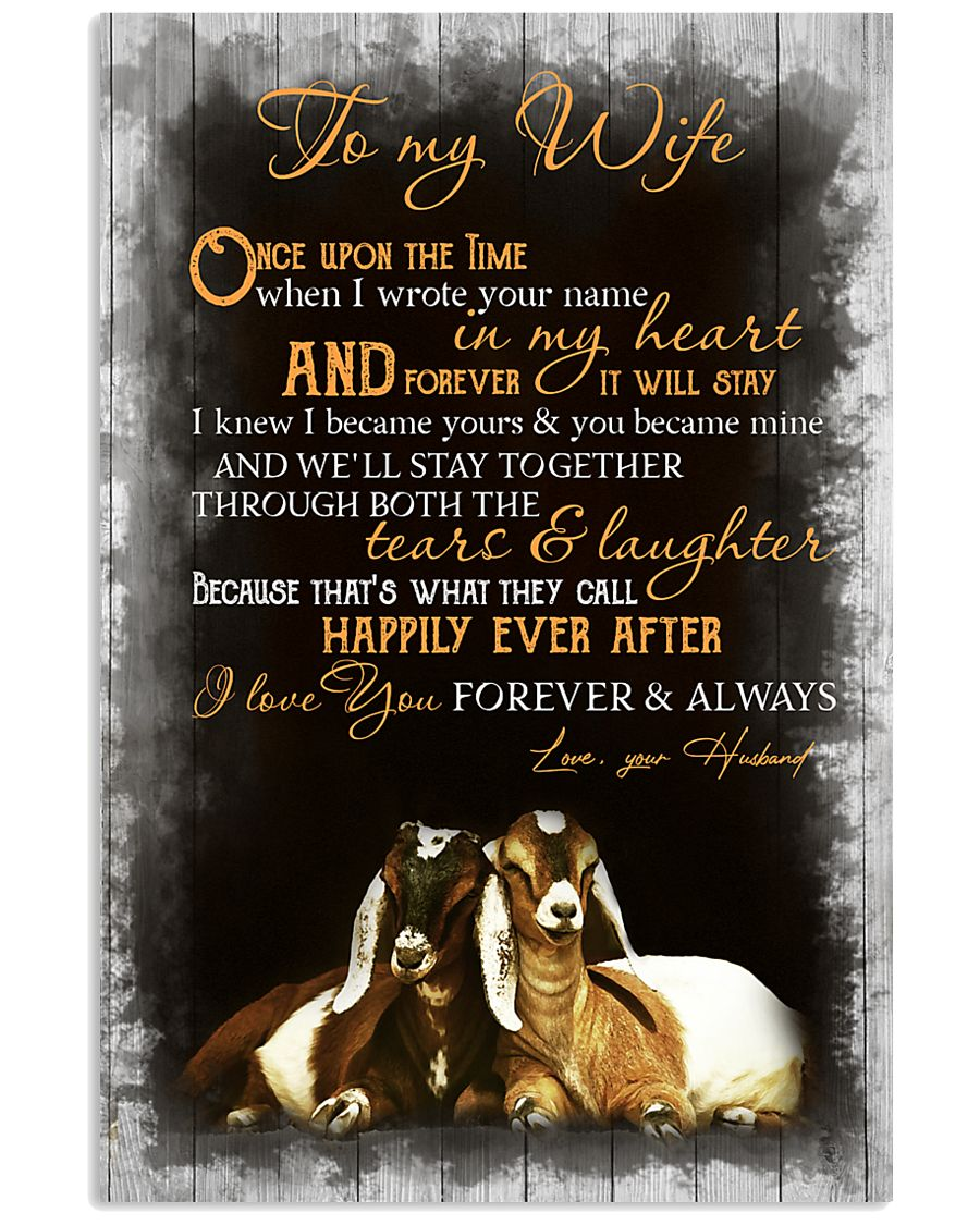 I LOVE YOU FOREVER AND ALWAYS 11x17 Poster